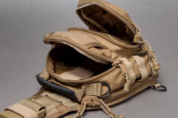 Cargo Explorer Concealed Carry Bag