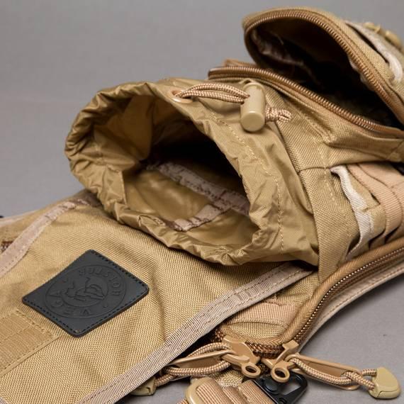 Cargo Urban Concealed Carry Shoulder Bag