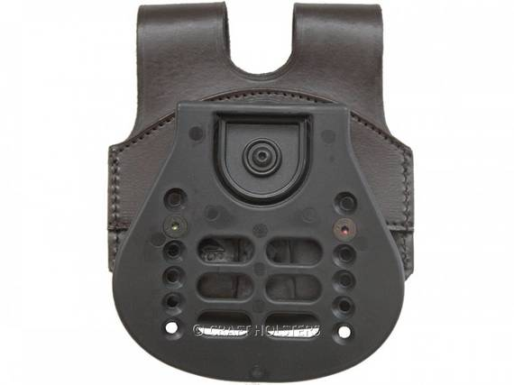 Closed Double Magazine Paddle Pouch