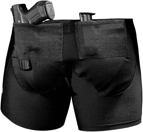 Comfortable Boxer Holster