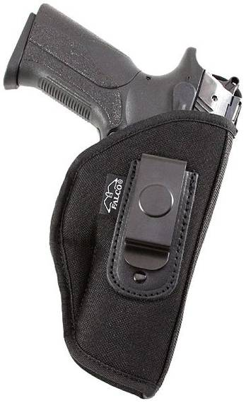 Comfortable IWB Nylon Belt Holster