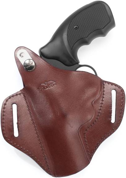 Comfortable Leather Belt Holster