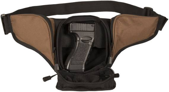 Concealed Carry Fanny Pack