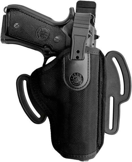 Cordura Belt Holster, 2 Carry Positions