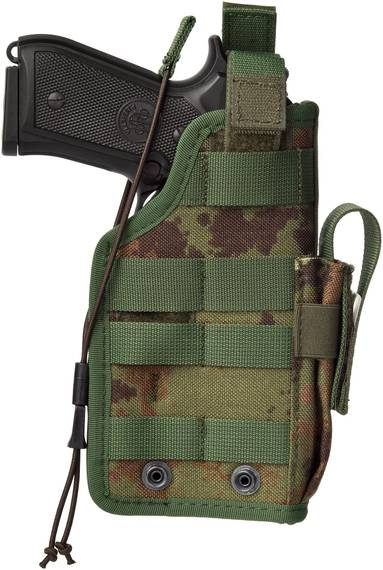 Cordura Molle Military Holster