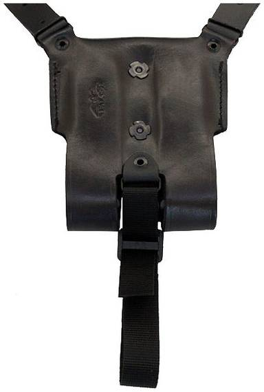 Cross Shoulder Harness with Double Mag Pouch