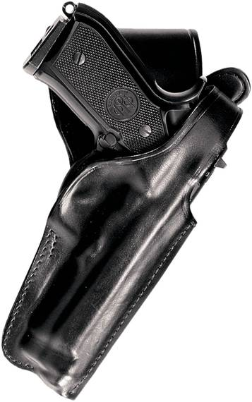 Duty Belt Holster with Quick Release