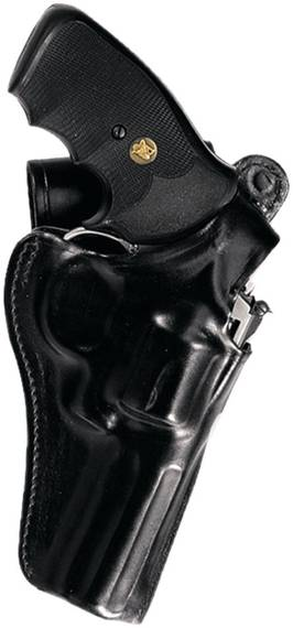 Duty Leather Holster with Retention Screw