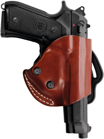 Half Belt Holster with Automatic Safety System
