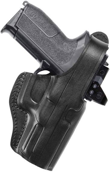 Holster with Belt Tunnel (Red Dot)
