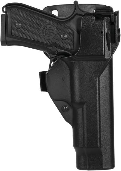 Injection Molded Polymer Holster