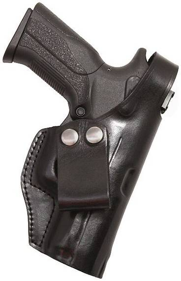 IWB Leather Holster with Belt Loop