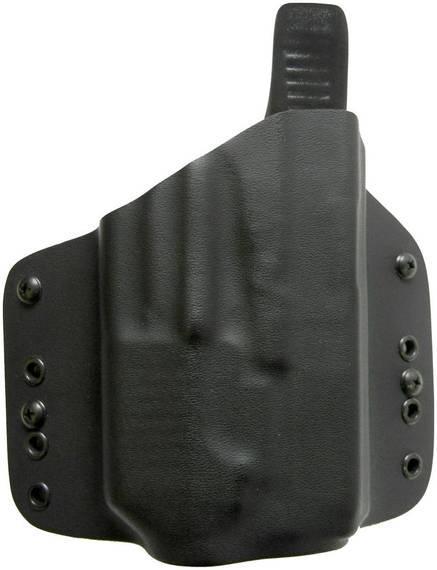 Kydex Holsterfor Gun W. TLR 2HL