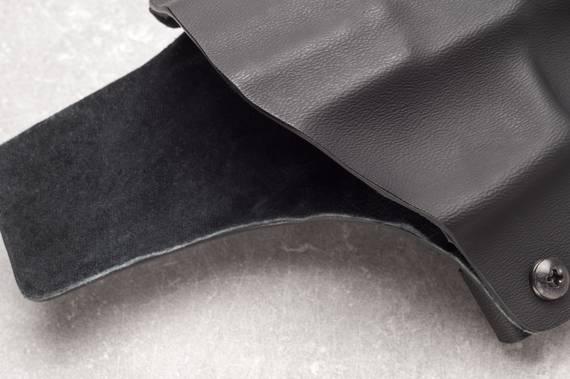 Kydex Lined Belt Holster