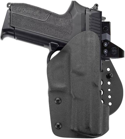 Kydex Paddle Holster