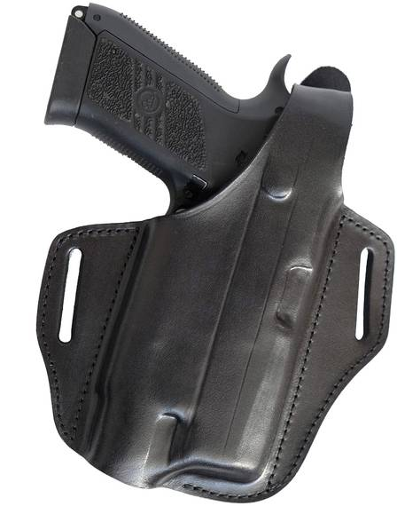 Crimson Trace CMR 206 Leather Belt Holster