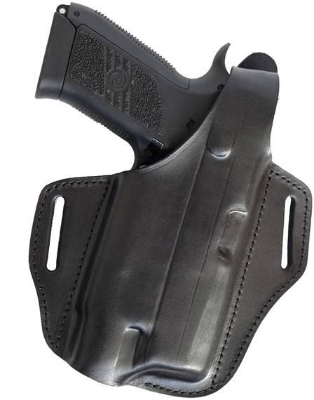 Leather Belt Holster For Gun w. TLR-4