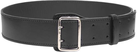 "2"" Leather Duty Belt"