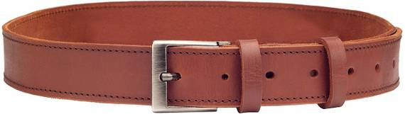 "1.5"" Leather Gun Belt"