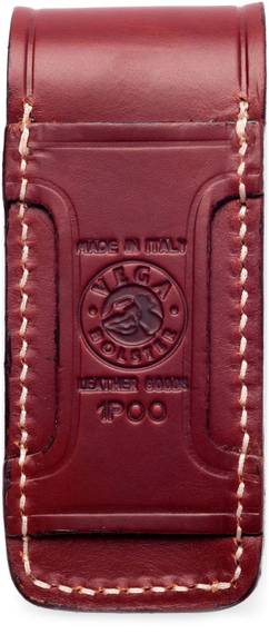 Leather Mag Pouch (Single Or Double Stack)