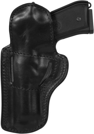 Leather Molded IWB/OWB Holster