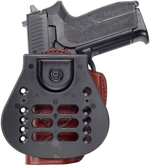 Paddle Holster w Tension Screw
