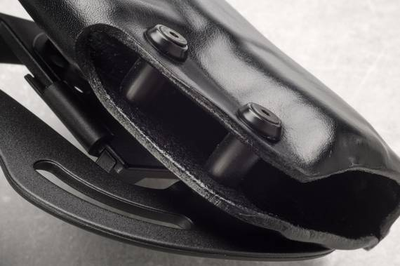 Leather Paddle/Belt Holster