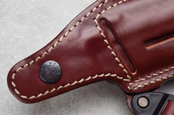 Leather Shoulder / Belt Holster