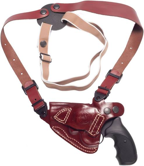 Leather Shoulder / Belt Holster