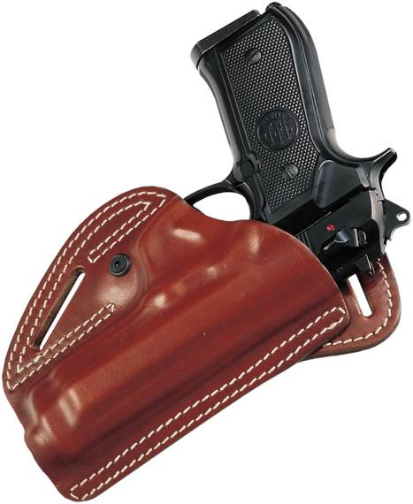 Leather SOB Open Holster
