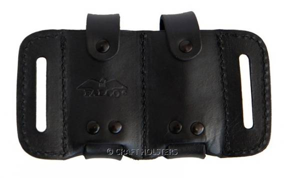 Leather Speed Loader Pouch