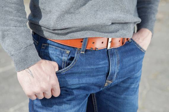 Leather Tuckable Holster