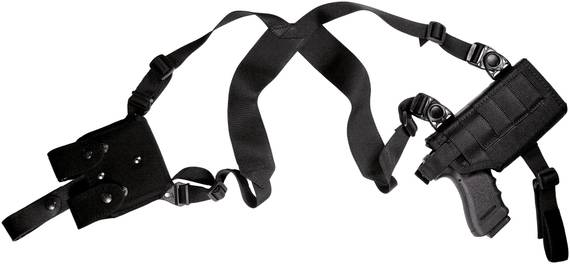 Light / Laser Modular Nylon Shoulder Holster