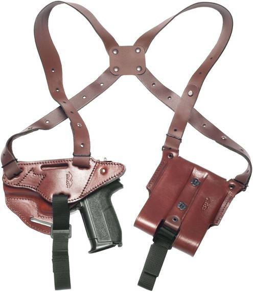 Lined Shoulder Holster System