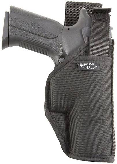 Lowered Nylon Duty Holster