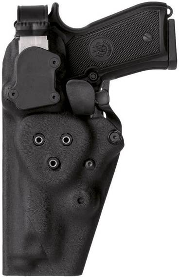 Molded Polymer Top Holster