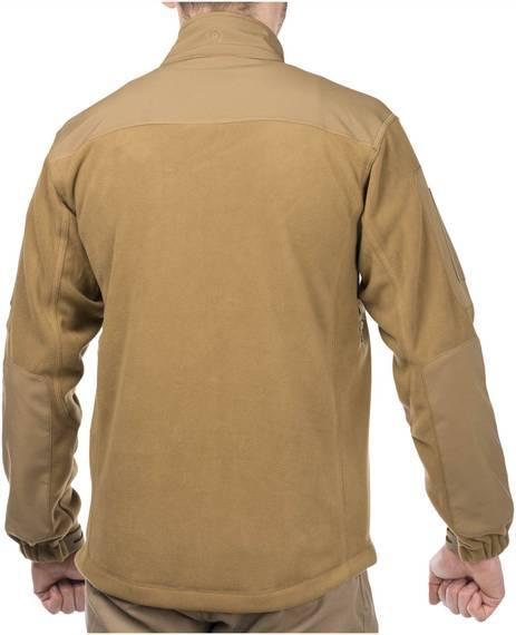 Multi-Functional Fleece Sweatshirt Perseus - Coyote