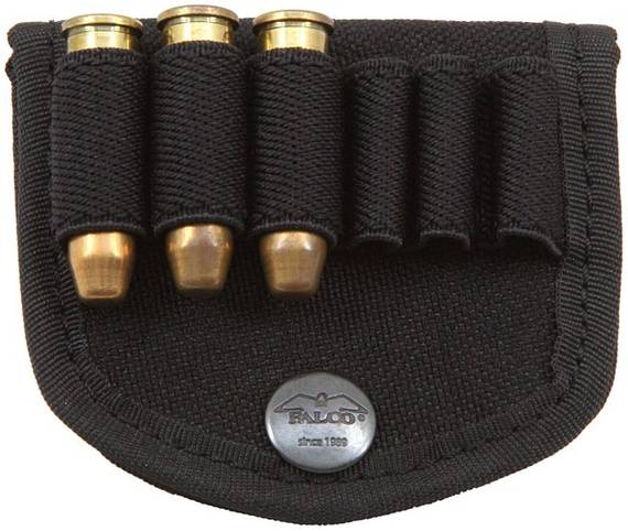 Nylon Belt Cartridge Case