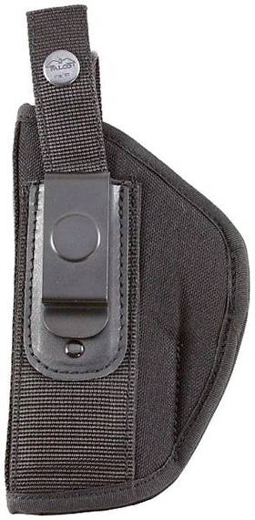 Nylon Belt Holster with Steel Clip