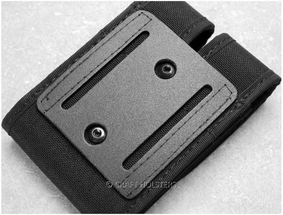 Nylon Double Magazine Case (Double Stack)