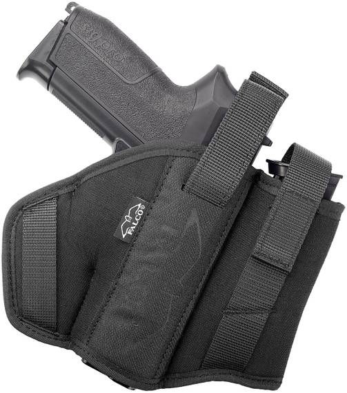 Nylon Holster w Mag Pouch