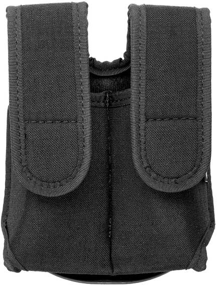 Nylon Paddle Double Mag Pouch