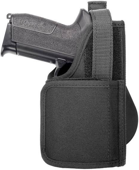 Paddle Holster For a Gun w Light