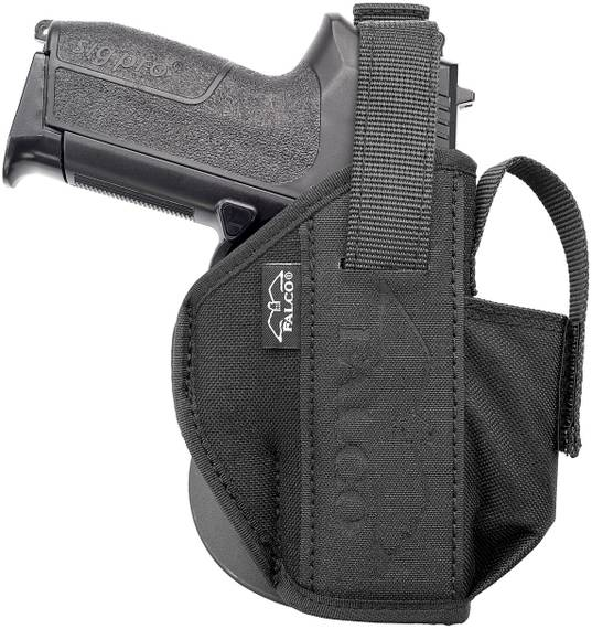 Paddle Holster w Mag Pouch