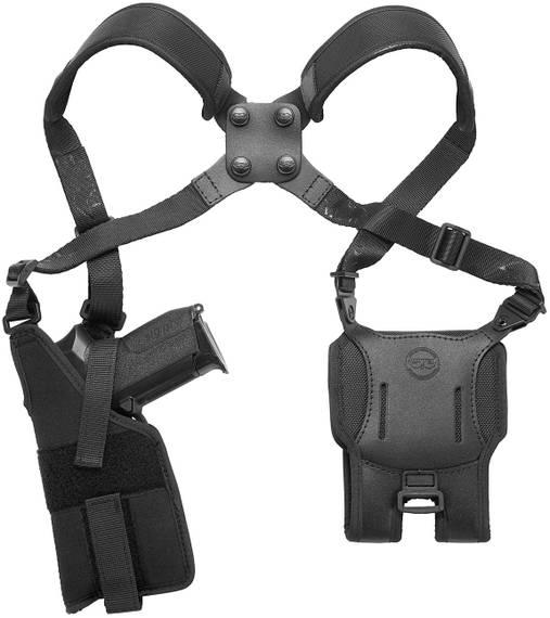 Nylon Shoulder Holster Rig for Gun w Light