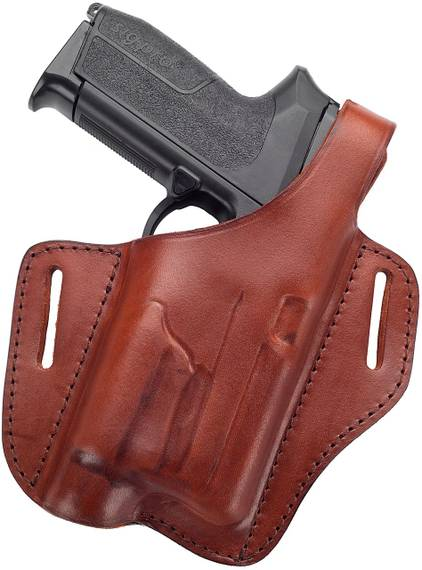 Olight PL Mini Valkyrie 2 Leather Belt Holster