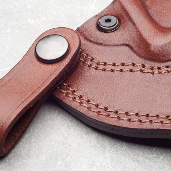 Open-Muzzle IWB Holster