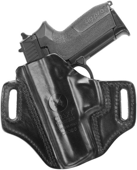 Open Top Holster - Panther
