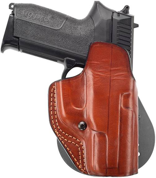 Open Top Paddle Holster