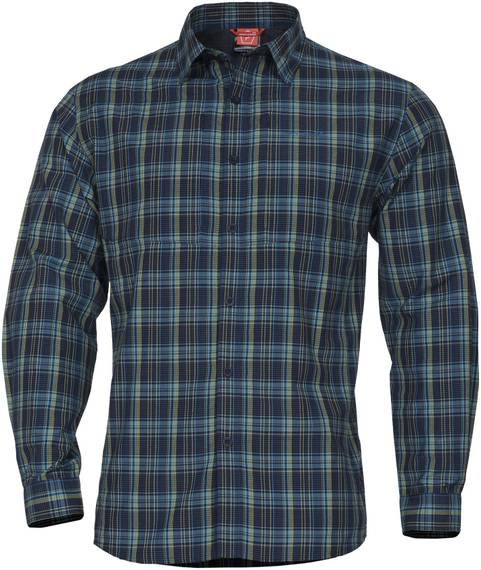 Outdoor Checkered Shirt QT Tactical